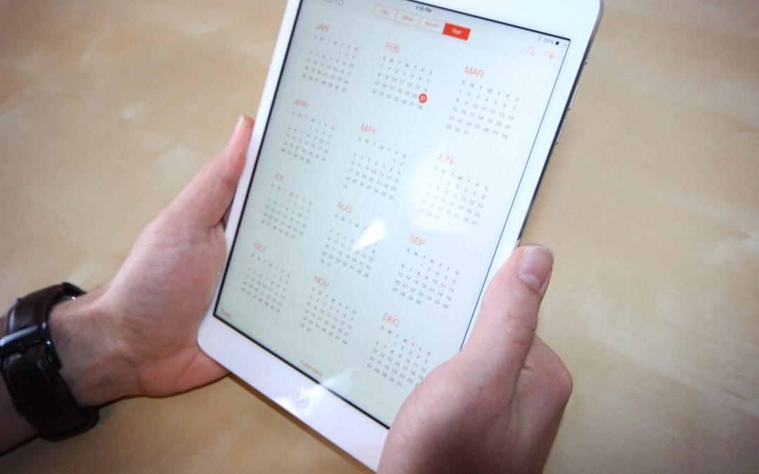 ¿Cómo manejar proyectos con fechas de término predeterminadas?