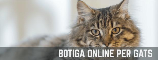 Botiga Online per Gats