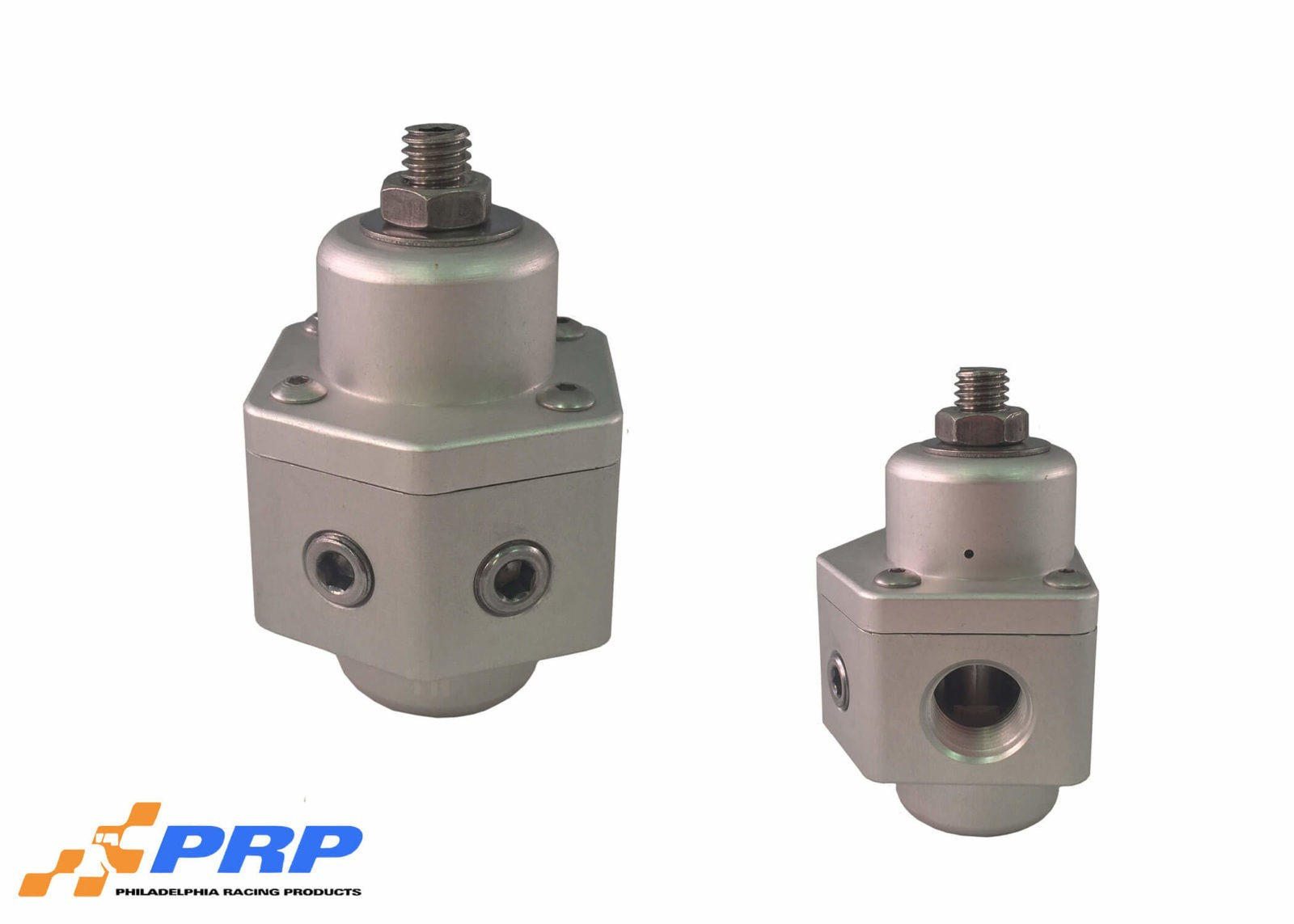 Clear Fuel Pressure Regulator made by PRP Racing Products Main Picture