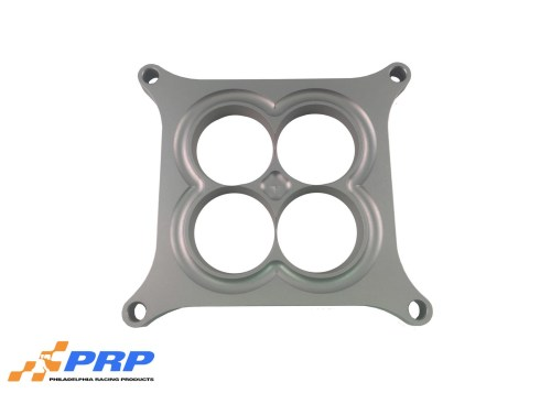 "Clear 1/2"" Holley Shear Plate made by PRP Racing Products"