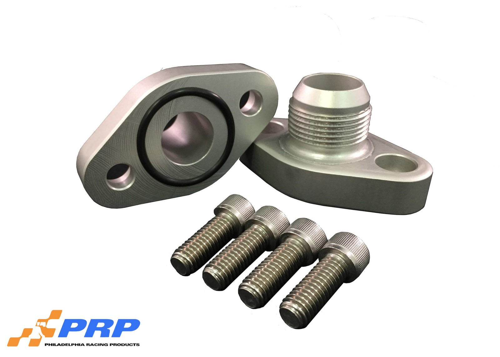 PRP 6861 Big Block Chevy 16AN Adapters for Remote Water Pump BBC