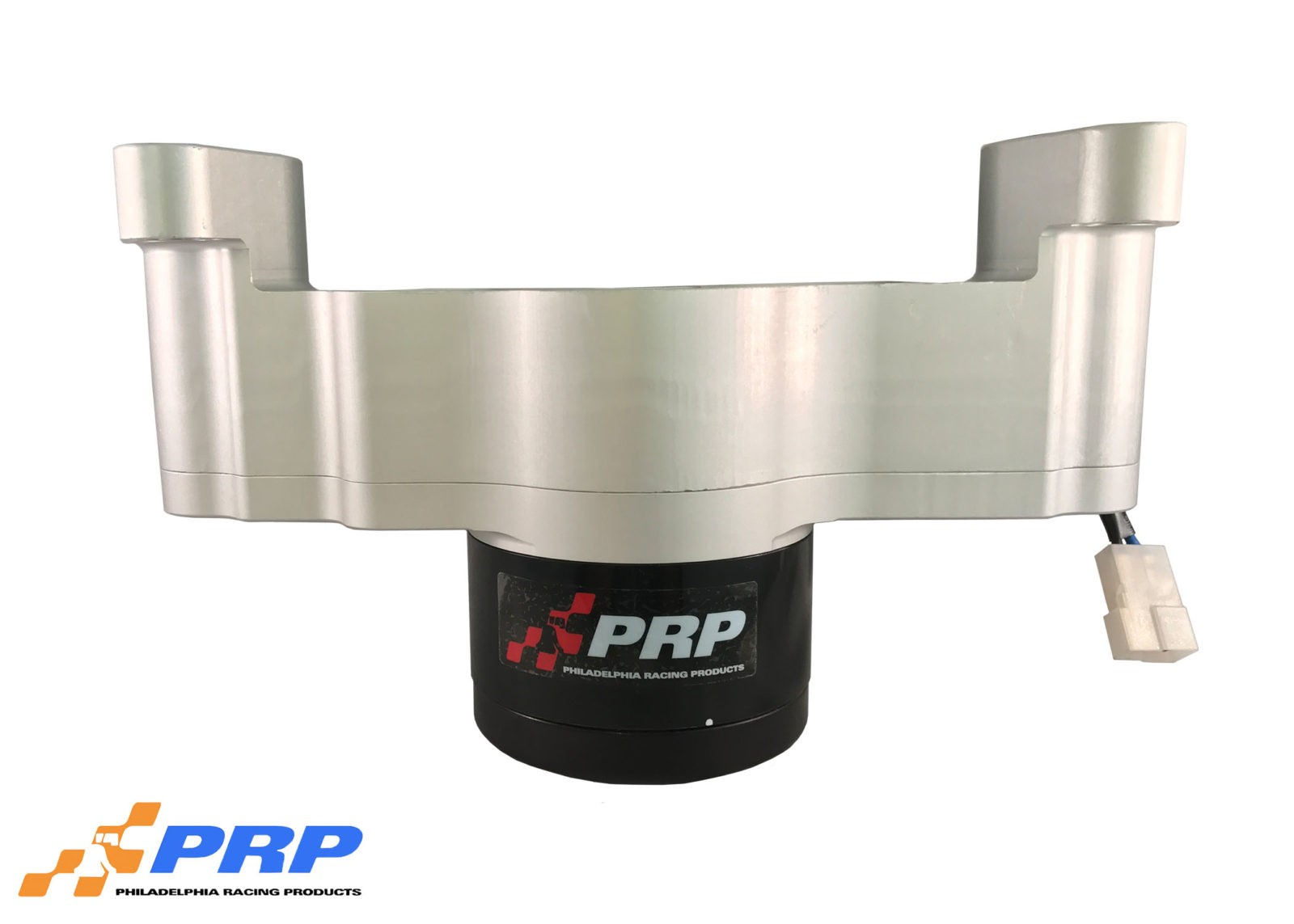 Clear Chevy Electric Water Pumps made by PRP Racing Products