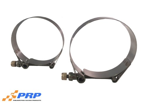 Collector Tube Clamp Kit made by PRP Racing Products