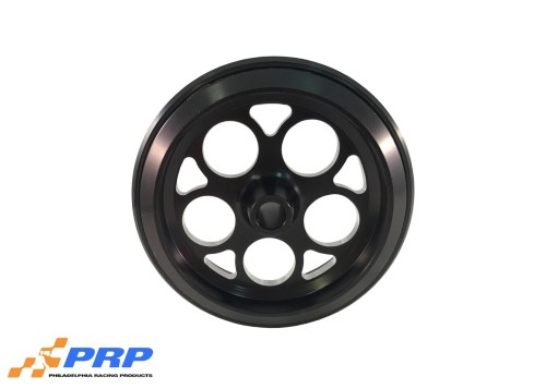 Black Anodized Hole Style Wheelie Bar Wheelsmade by PRP Racing Products
