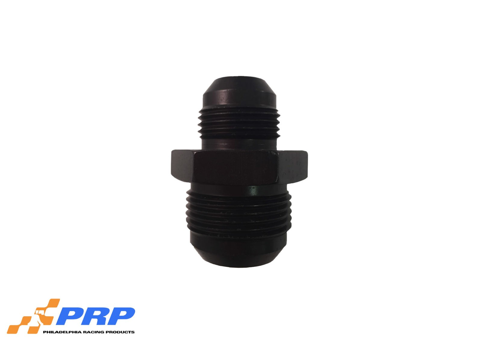 Black Flare Reducers - 16AN to 12AN made by PRP Racing Products