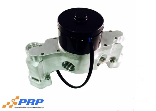 Silver LS Water Pump Made by PRP Racing Products