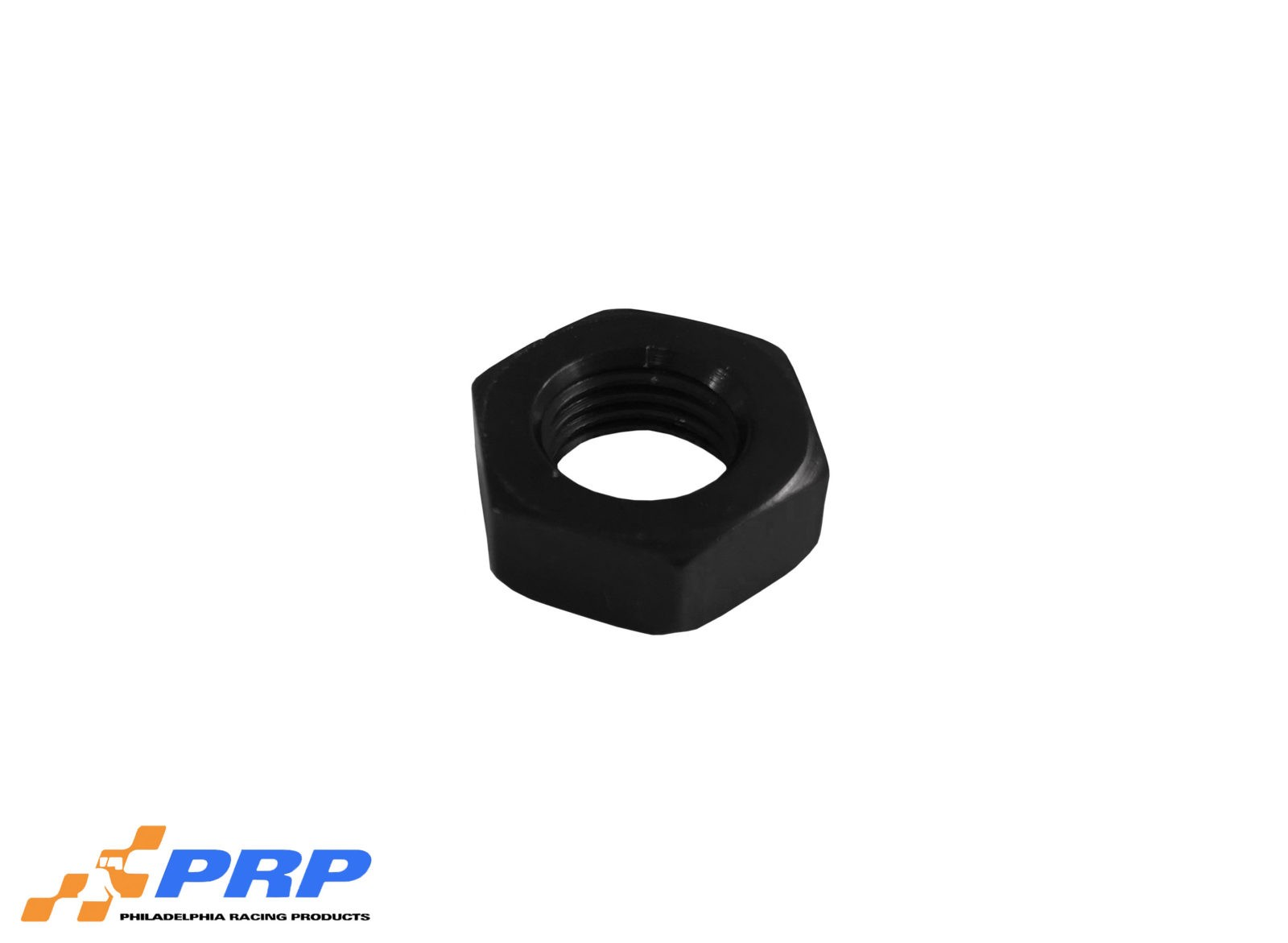 Black Anodized 4AN Bulkhead Nut by PRP Racing products