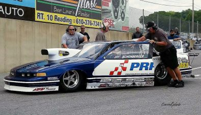PRP Racing Products Race Car