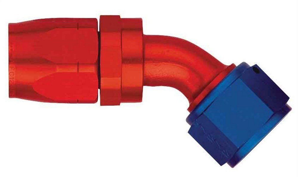 FCM4026 Aeroquip 45 Degree Hose End #16 PRP Racing Products