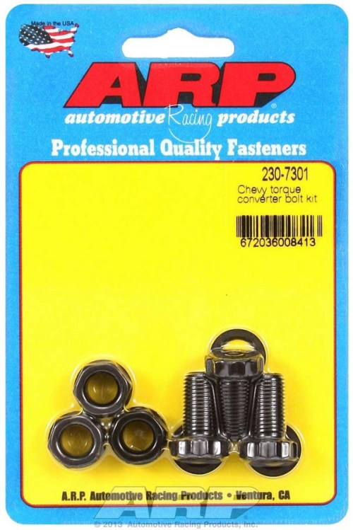 ARP's GM Torque Converter Bolt PRP Racing Products