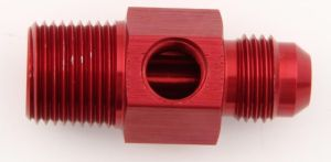 XRP No. 6 Male to 3/8 NPT with 1/8 NPT In Hex PRP Racing Products