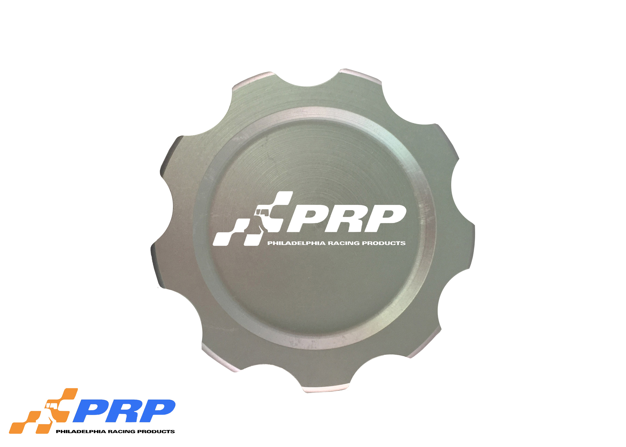 Clear Replacement Fuel Cell Cap Made by PRP Racing Products