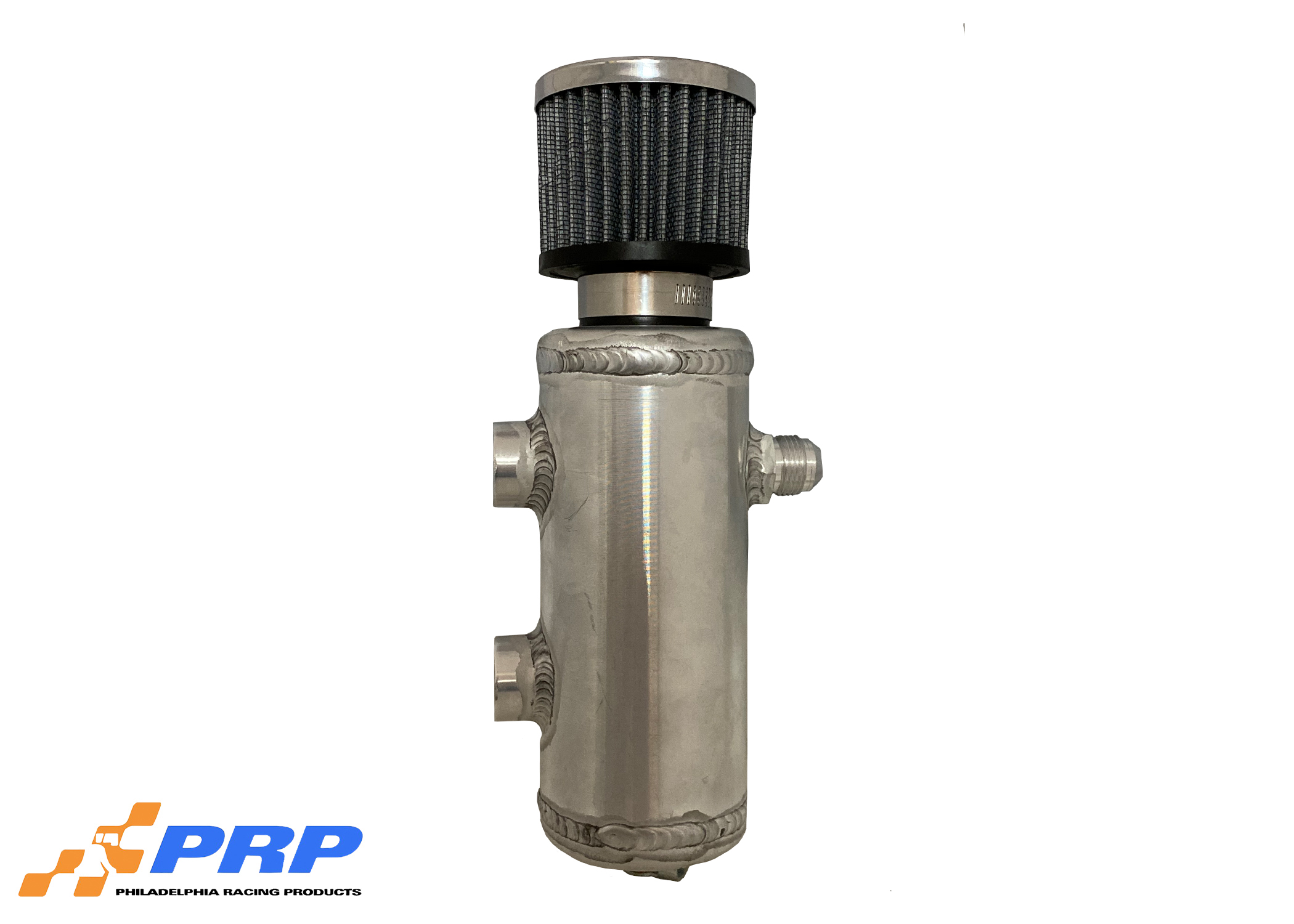 Aluminum Breather Tanks made by PRP Racing Products