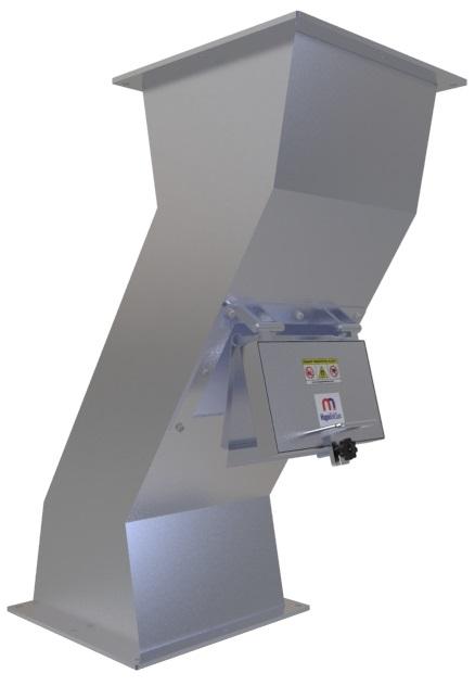 Manyetik Plakalı Ayırıcı Sistem