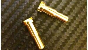 Connecte Double 5mm /4mm