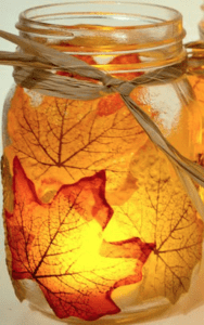 maple mason jar