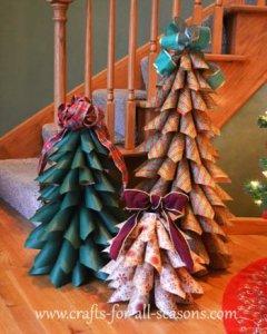 paper-cone-trees