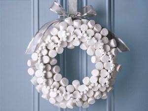 wreath-marshmellow