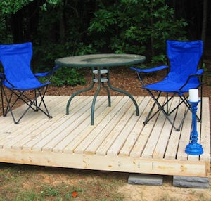 100 Cheap and Easy DIY Backyard Ideas - Prudent Penny Pincher on Diy Backyard Patio Cheap  id=73375