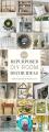 150 Repurposed Diy Room Decor Ideas Prudent Penny Pincher