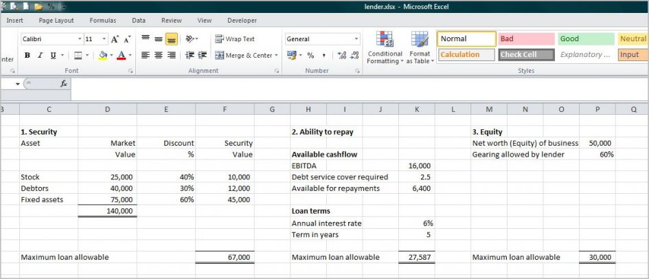 accounting excel sheet free download 1