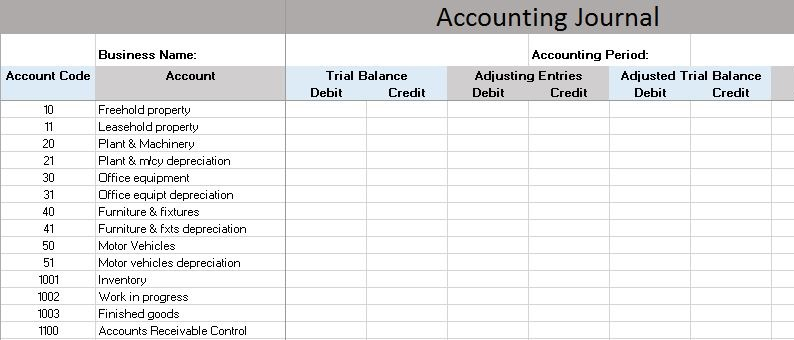 accounting in excel pdf 1