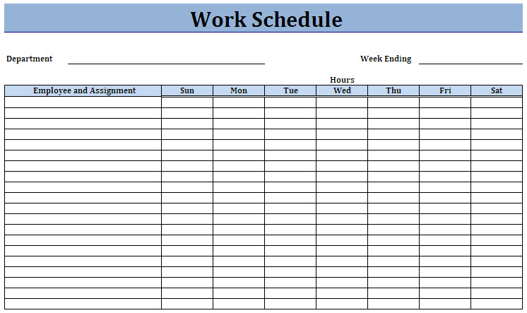 excel project schedule template 2