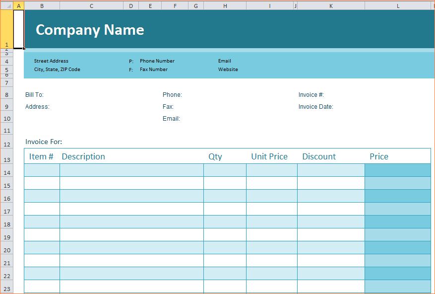 excel spreadsheet templates for tracking sample