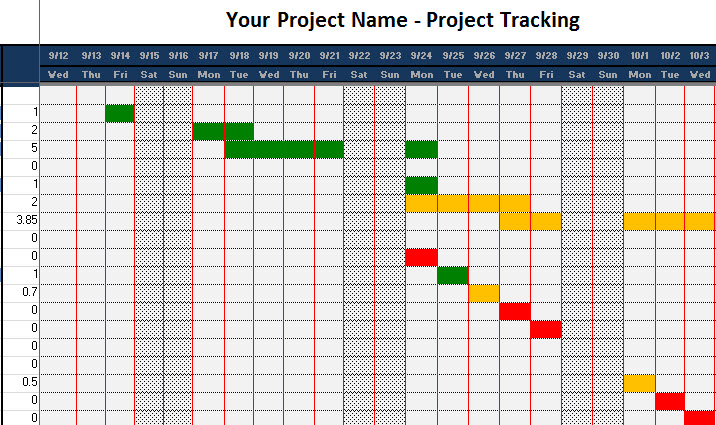 project plan sample