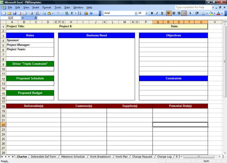project plan template excel 2017 6