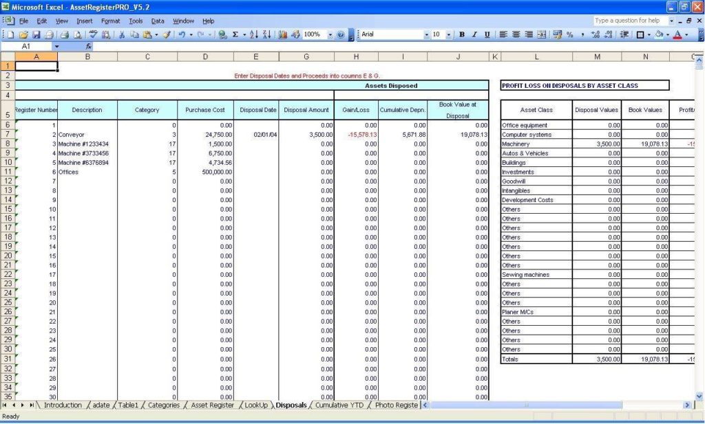 Basic Accounting Spreadsheet for Small Business and Bookkeeping Templates for Small Business UK