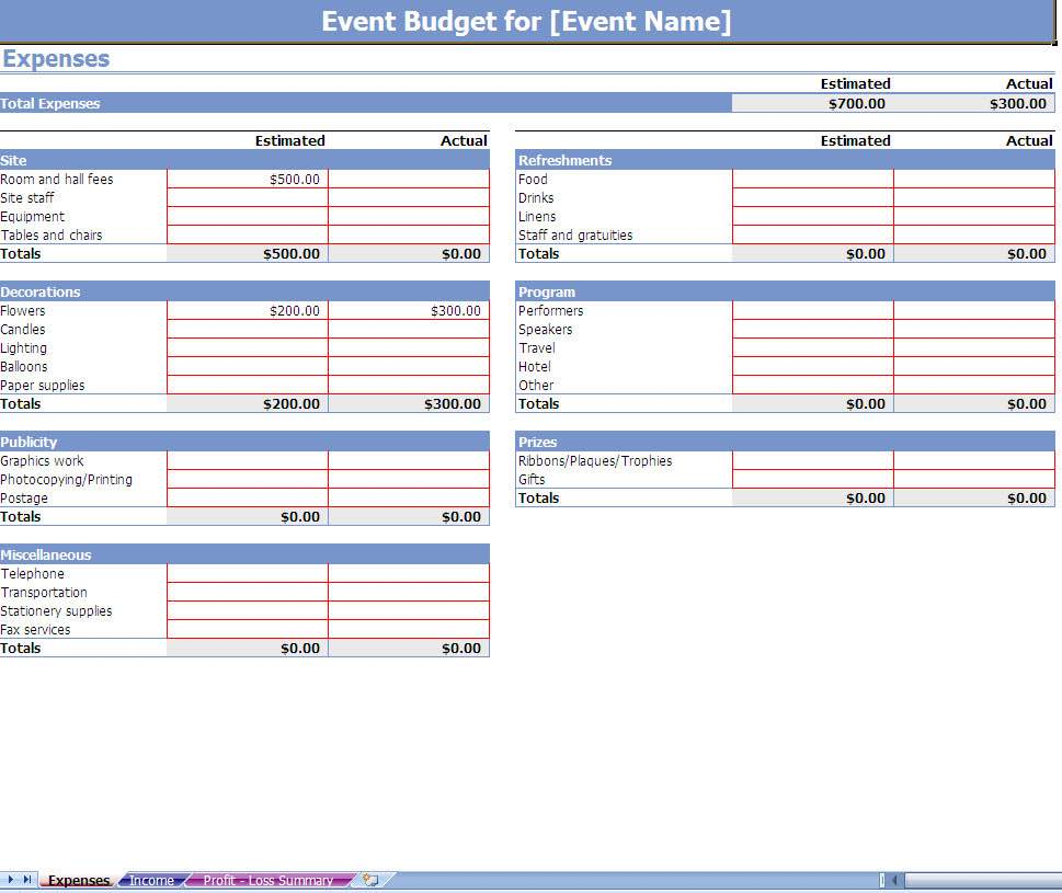 Excel Accounting Templates for Small Businesses and Accounting Sheets for Small Business