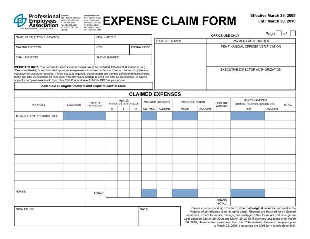 Sample Business Expense Spreadsheet and Sample Expense Spreadsheet for Small Business