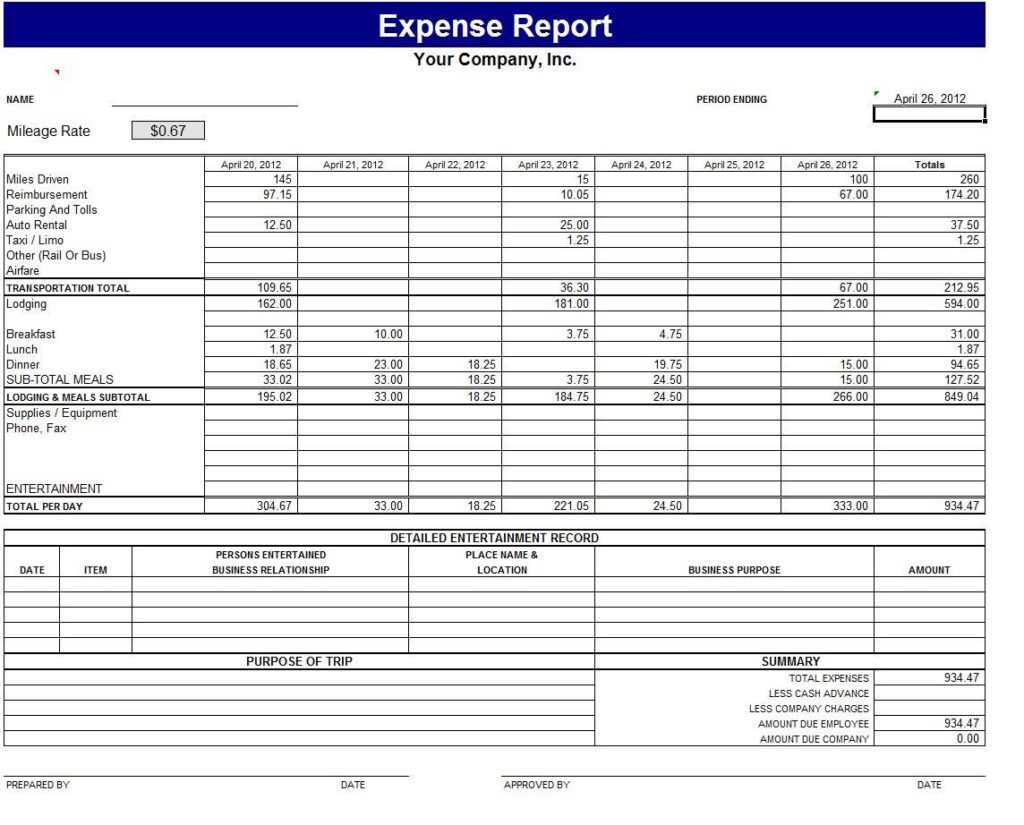 Small Business Accounts Spreadsheet Example and Bookkeeping Spreadsheet Using Microsoft Excel