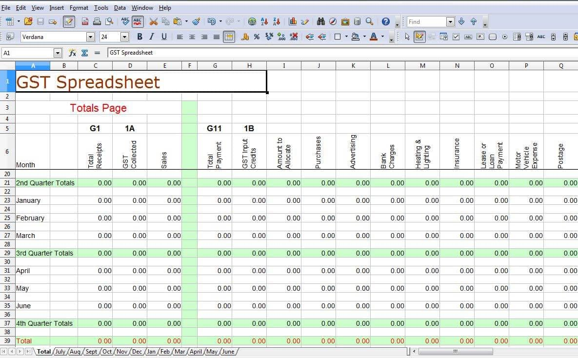 Sample Of Spreadsheet And Sample Excel Spreadsheet For Accounting
