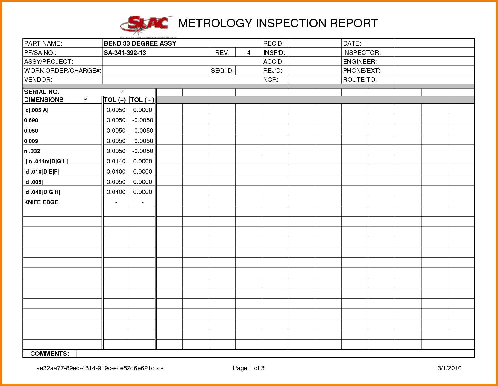 Construction Daily Inspection Report Template And Health And Safety Construction Site Inspection Report Template