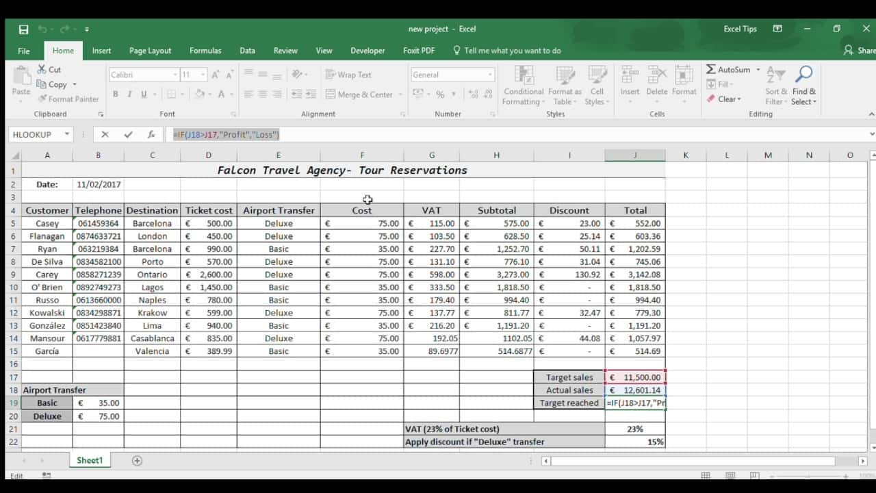 Example Of A Basic Excel Spreadsheet And Example Of Spreadsheets On Excel