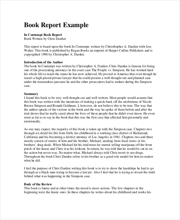 Example Of Report Writing On Accident And Report Writing Example For School