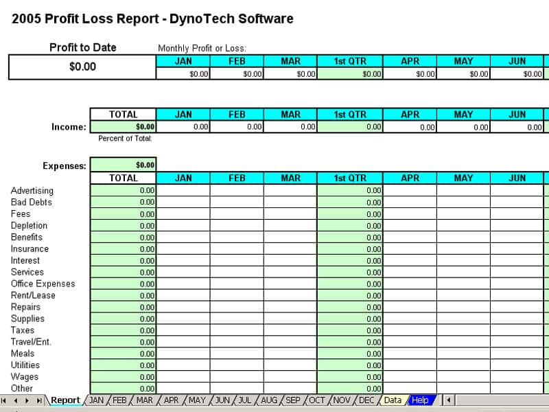 Excel Spreadsheet Template For Small Business Expenses And Excel Templates Free Download