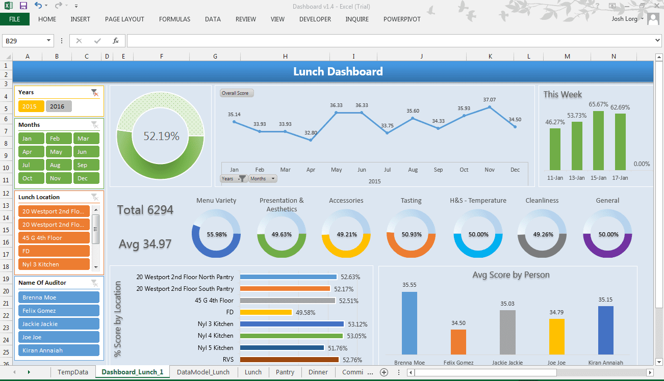 Excel Dashboard Examples Xls And Performance Dashboard Excel