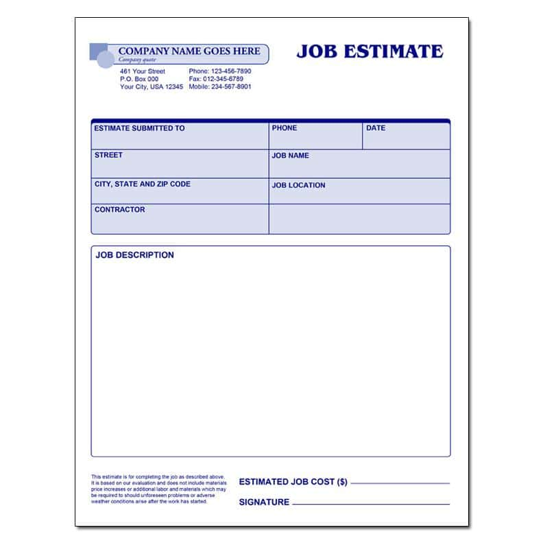 Sample Invoice For Work Done And Sample Yard Work Invoice