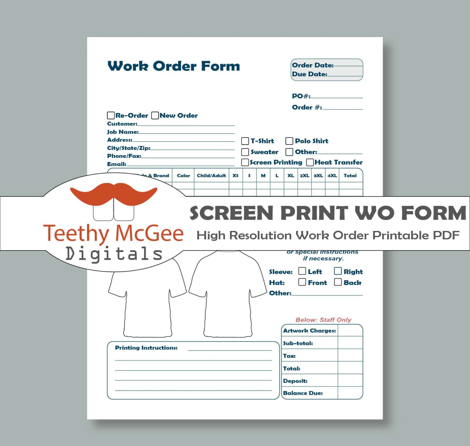 Free Wholesale Invoice Template And Clothes Bill Format In Excel