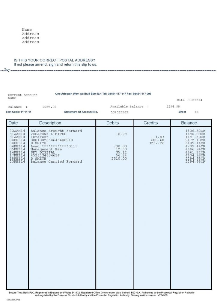 Fake Phone Bill Template And Free Professional Invoice Template