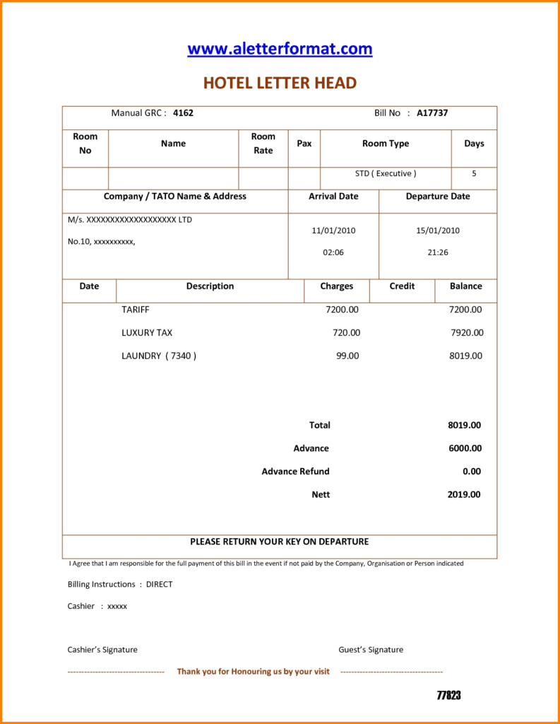 Online Taxi Bill Generator And Printable Sales Receipt