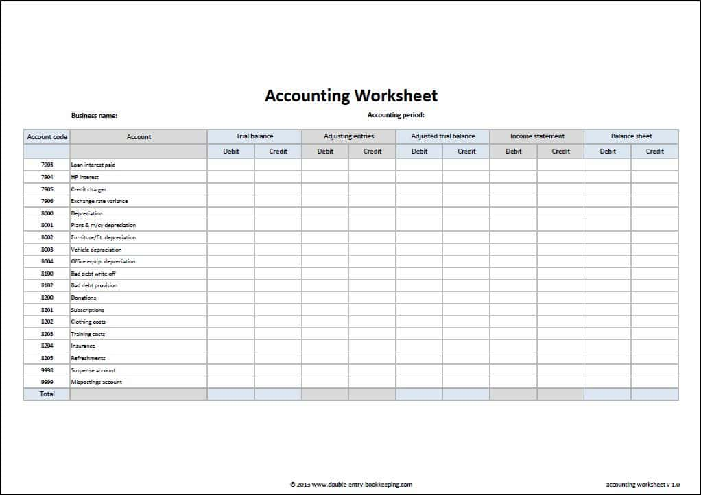 Bookkeeping Services Invoice Template And Professional Bill Format In Excel