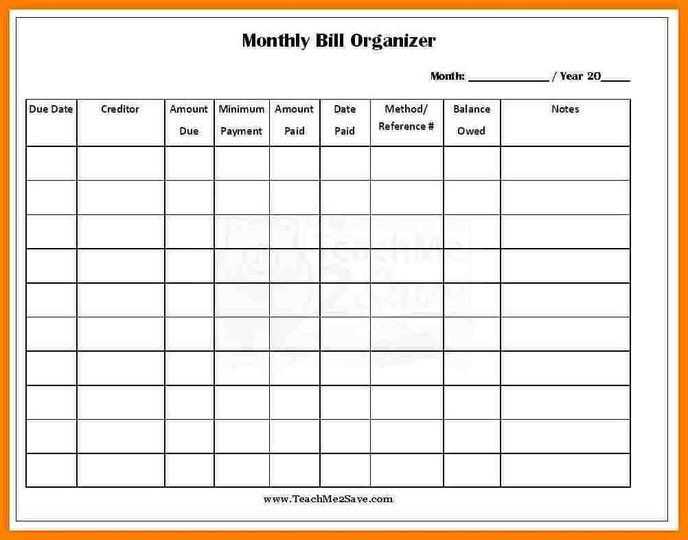 Excel Template For Business Expenses And Excel Template For Personal Budget