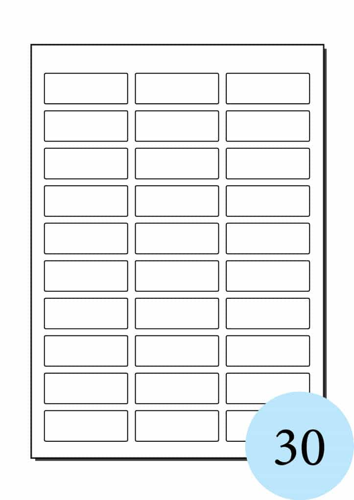 Label Templates Free And Template For Labels 10 Per Sheet