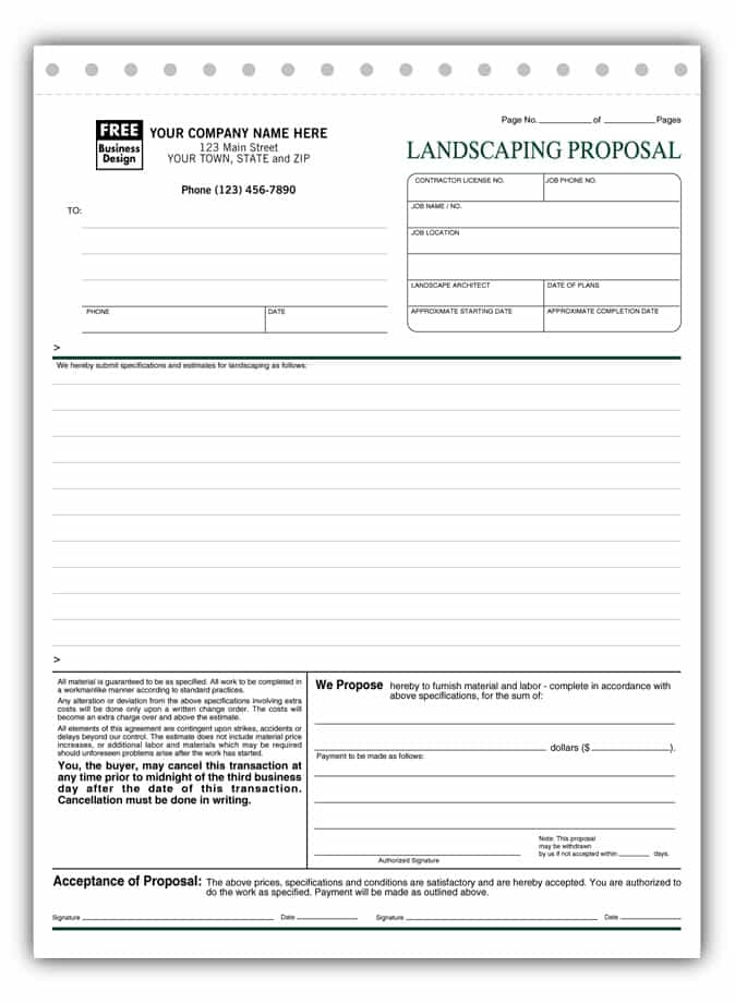 Landscape cost estimate sheet and free landscaping estimating software
