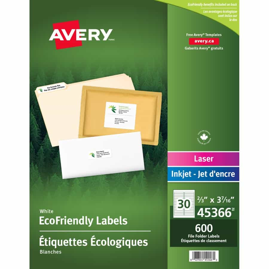 Avery File Folder Labels Template And Free Printable File Label Templates