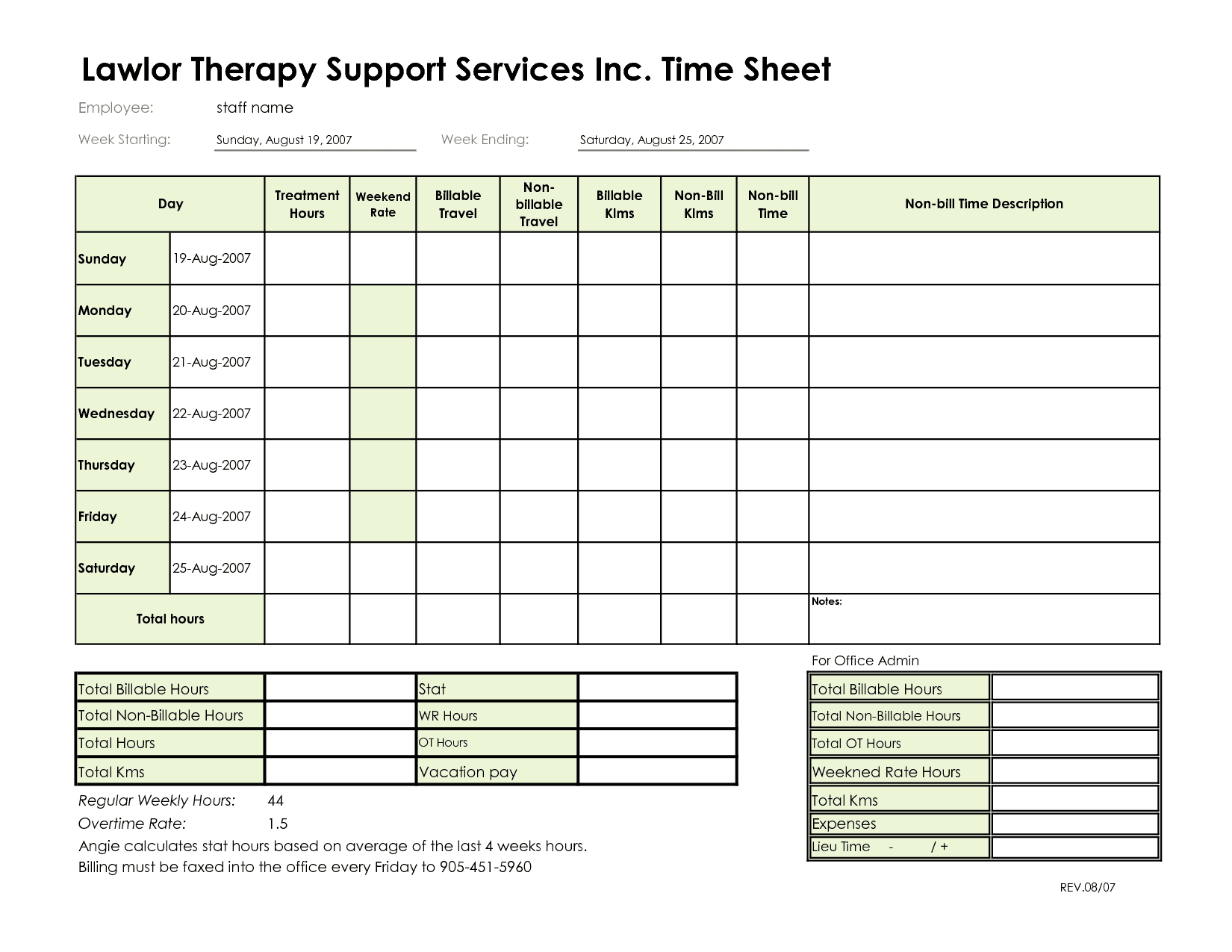 Invoice For Legal Services Template And Attorney Billing Timesheet Templates